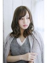シュシュット(chouchoute)オン眉デザインカラー切りっぱなしボブ美髪マッシュウルフ/225