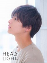アーサス ヘアー デザイン 上野店(Ursus hair Design by HEAD LIGHT)ナチュラルストレート