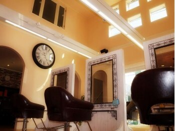 プリマージュ(Primage)の写真/思い通りの再現性と技術、吹き抜けの天井とふかふかの椅子。そんな上質空間のサロンだからまた通いたい。