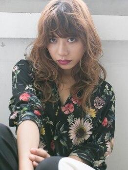 ソネル 小手指店(SONEL)の写真/クセ毛・うねり等のお悩みは人それぞれ!丁寧なカウンセリングで髪質を見極め、艶感のあるサラツヤヘアに♪