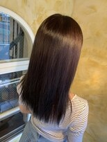 ジェイポイント ヘア クリニカ(J:POINT Hair CLINICA)パープル×シルバーカラー