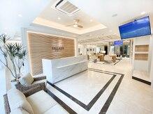 ガレリアエレガンテ 栄店(GALLARIA Elegante)の雰囲気(ホテルのカフェのようなエントランスです)