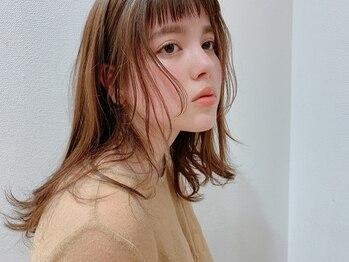 リッカ ミューク たまプラーザ(lycka mjuk)の写真/あなたのなりたいスタイルをしっかりヒアリング*髪質や仕上がりについて相談したい方は、lycka mjukへ!
