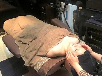 ビューティーサロン ブリス(beauty salon bliss)の写真/≪完全個室完備≫フェイシャルエステ始めました♪オールマイティに女性の綺麗をサポート★