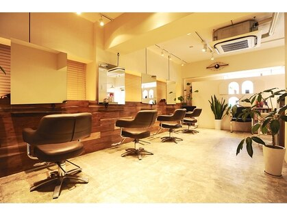 ヘアサロンアトムス(hair salon ATOMS)の写真