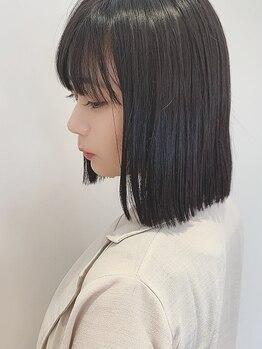 ネオヘアー 曳舟店(NEO Hair)の写真/いつまでも美しい髪でいるために貴女にぴったりのレシピをご提案☆《限定サロンのみ導入》[東武曳舟店]