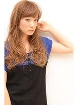 ☆『pure』&『wave』・無造作wave☆-『long』-