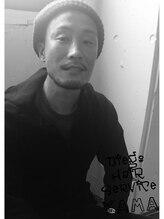 ディエゴ ヘアーサービス(DIEGO HAIR SERVICE)山本 岳