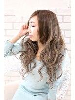 ヘアーグランデシーク(Hair Grande Seeek)王道ミルクティーグラデーション♪
