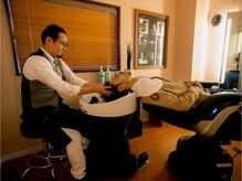 「TONI&GUY MEN」でお過ごしいただく、ワンランク上のサロンタイムをご紹介します<理容室>与野