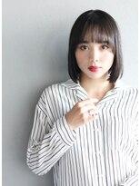エヌ(N / 92co.)N/92.co 大人ボブ