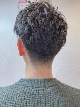 ネオヘアー 東向島店(NEO Hair)の写真/ベーシックこそ更新を!ツーブロックや、オシャレ7:3など細部にまでこだわりたいのが大人メンズの本音◎