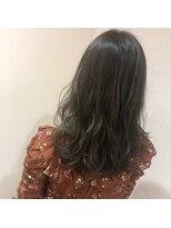 アフロートナゴヤ(AFLOAT NAGOYA)透ける暗髪で赤みオフ
