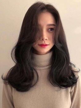 リコヘアー(LiCO HAIR)の写真/【似合わせカット¥3000】経験豊富なstylistがプロデュース☆徹底したカウンセリングで扱いやすい上質髪へ♪