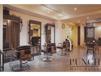 ヘアーサロンパンチ(hair salon PUNCH)の写真