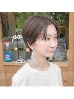 チカシツ(Chikashitsu)good looking short