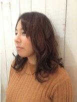 ヘア ルシェ(hair ruscha)【ヘアルシェ】20代おすすめ♪セクシーフェミニンカール♪