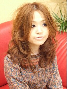 ヘアー ウープス(HAIR OOPS)の写真/【大須・上前津】OOPSのデジタルパーマは髪質、スタイル、なりたいに合わせて2タイプから選べる★