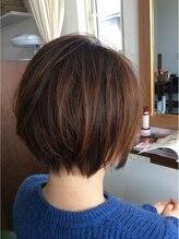 ココエ ヘアアンドリラックス(cocoe Hair&Relax)ラフショート