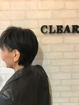 ヘアーアンドメイククリアー(Hair&Make CLEAR)レディースツーブロックスタイル