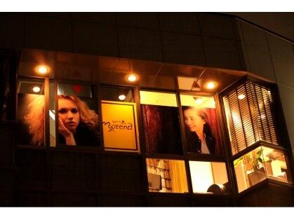 ヘアールーム モテナ(hair room motena)の写真