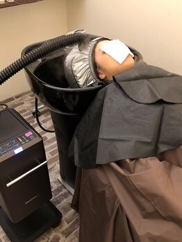 シュアーヴ(SUAVE)の写真/髪を知り尽くしたプロの、ヘッドマッサージで癒しを堪能するキレイ時間を体験してみて♪