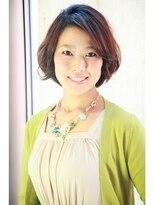 ダミアバイルル(DAMIA by LuLu)64★40代からのヘアスタイル~若々しく小顔に見える髪型~