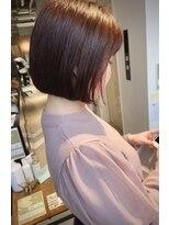 クリアオブヘアー リット(CLEAR of hair LiT)ニュアンスボブ