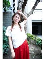ヘアーメイク ビロー 丸亀店(Hair Make Billow)2017 Billow アレンジsummercollection