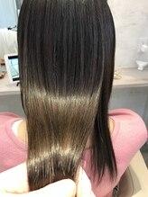 ヘアメイク カラフル(hair make colorful)柔らか質感☆煌めくツヤ☆美髪プログラム