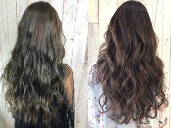 ルノン(LUNON)の写真/【江坂駅より徒歩5分】カラーや日常生活で受けるダメージをしっかり補修し、ワンランク上の美髪へ♪