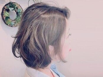 """リルシープ(Lilsheep)の写真/SNSで話題の<エドルカラー><スロウカラー>を導入!赤みを消して染めるほど増していく""""透明感""""を実現☆"""