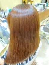 【髪質改善】ココナッツストレートで【ツヤ髪】が毎日簡単に♪