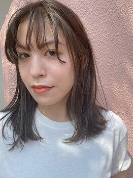 ネラクデバトン(Nerak de BATON)の写真/【11/3NEW OPEN】宇多津で数少ない―oggiotto―取扱いSalon◎魔法のシャンプーを貴女の髪へ贈ります♪