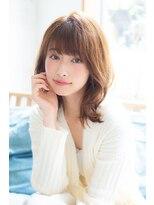 カヤックバイハニー 渋谷店(KAYAK by HONEY)【KAYAK】小室20代30代ネオウルフ外ハネボブ