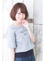 ソフトヘアカッターズ(soft HAIR CUTTERS)大人可愛い☆小顔ショートボブ