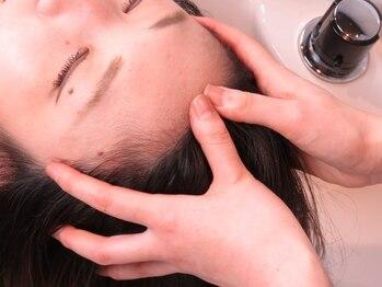 ルシュ(Leshu)の写真/全menuスパ付☆頭皮から健康的に、髪本来の美しさへ導きます。日頃の疲れをリフレッシュ、至福のひと時…―
