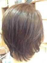 ビーピージェイズ 目黒店(BPJ'S)大人キレイなショートヘア