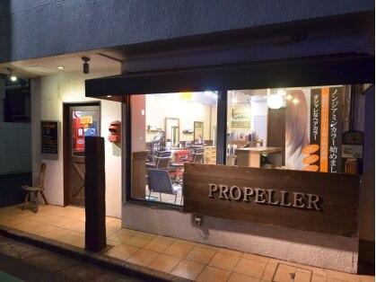 プロペラ(PROPELLER)の写真