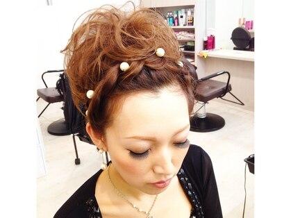 ヘアデザイン ミネルヴァ 心斎橋店(Hair Design MINERVA)の写真