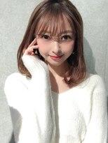 カヤックバイハニー 渋谷店(KAYAK by HONEY)【KAYAK渋谷】小室里奈20代30代愛されモテミディアム