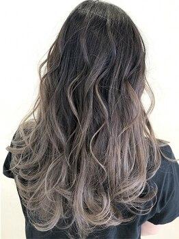 エッセンス(essence)の写真/≪最旬≫なめらかな色味でアナタの印象をチェンジ!透き通るような透明感や艶感もカラーで叶える美髪ケア☆