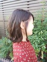 ヘアーサロンジジ(Hair Salon JIJI)アドミオカラー