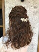 ヘア プロデュース キュオン(hair produce CUEON.)hair arrange ♪
