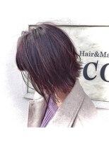 ヘアアンドメイク デコ(Hair&Make Deco)可愛いのに、大人っぽく。そんな昼下がりスタイル