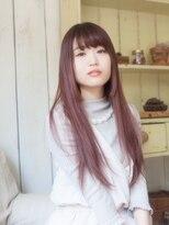 ★簡単内巻きロング★【平塚】
