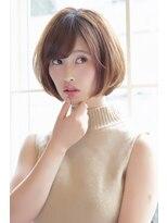 ガーデン ハラジュク(GARDEN harajuku)【Grow】高橋 苗 大人可愛いひし形ショートボブ★