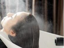 ニンフ ヘア (nymph hair)の雰囲気(個室で癒されるはちみつスパトリートメントはまさに至福の時間)