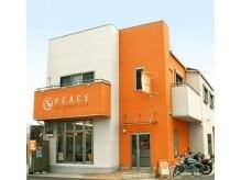ピース 嵯峨野店(PEACE)の雰囲気(三条通り沿いのオレンジと白の建物です♪)