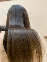 ヘアクラフト(Hair☆Craft)とぅるんストレート